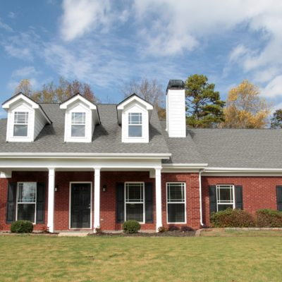 Gorgeous Brickfront & Hardiplank 3 BR 2 BA Ranch in Jefferson GA  $182,700